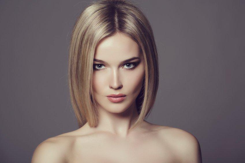 Dark Blonde Hair Cut